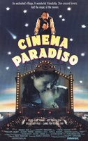 Cinema Paradiso Big Screen Fine Art Print