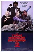 "Texas Chainsaw Massacre 2 - 11"" x 17"" - $15.49"