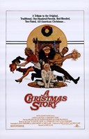 A Christmas Story Wall Poster
