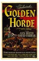 """Golden Horde - 11"""" x 17"""" - $15.49"""