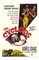 "The Cyclops - 11"" x 17"", FulcrumGallery.com brand"
