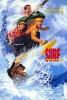 """Surf Ninjas - 11"""" x 17"""" - $15.49"""