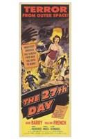 "The 27Th Day - 11"" x 17"", FulcrumGallery.com brand"
