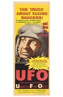 """Unidentified Flying Objects: The True Story - 11"""" x 17"""", FulcrumGallery.com brand"""