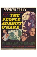 "People Against O'hara - 11"" x 17"""