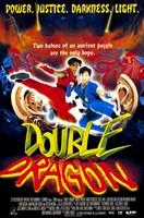"Double Dragon - 11"" x 17"", FulcrumGallery.com brand"