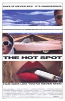 "The Hot Spot - 11"" x 17"", FulcrumGallery.com brand"