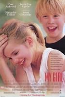 """My Girl - 11"""" x 17"""""""