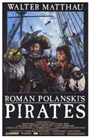 "Pirates - 11"" x 17"""