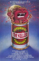 "Return of the Killer Tomatoes - 11"" x 17"", FulcrumGallery.com brand"