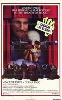"Theatre of Blood - 11"" x 17"", FulcrumGallery.com brand"