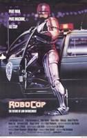 """11"""" x 17"""" Robocop"""