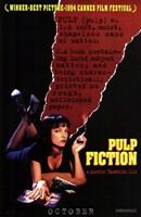 """Pulp Fiction Definition - 11"""" x 17"""""""