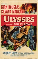 "Ulysses - 11"" x 17"""