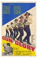 """Gun Glory - 11"""" x 17"""""""
