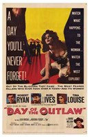 """Day of the Outlaw - 11"""" x 17"""" - $15.49"""