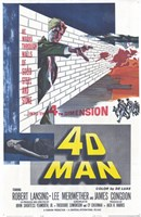 4D Man Fine Art Print