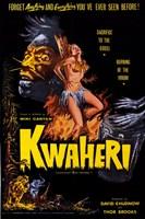 """Kwaheri - 11"""" x 17"""" - $15.49"""