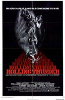 "Rolling Thunder - 11"" x 17"" - $15.49"