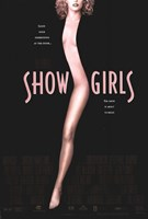 """Showgirls Black and Pink - 11"""" x 17"""" - $15.49"""
