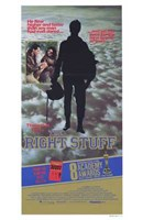 """The Right Stuff 8 Academy Awards - 11"""" x 17"""""""