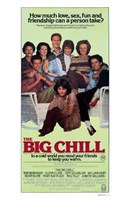 "The Big Chill Movie - 11"" x 17"""