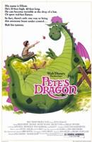 """Pete's Dragon - 11"""" x 17"""""""