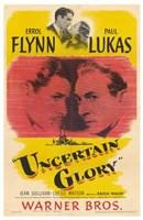 "Uncertain Glory - 11"" x 17"" - $15.49"