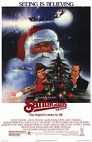 Santa Claus: the Movie Wall Poster