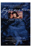 "Suspicious River - 11"" x 17"" - $15.49"