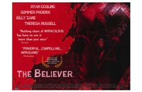 "The Believer - 17"" x 11"" - $15.49"
