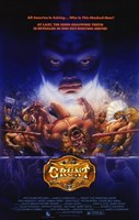 "Grunt! the Wrestling Movie - 11"" x 17"""