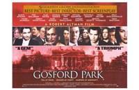 "Gosford Park - 17"" x 11"""
