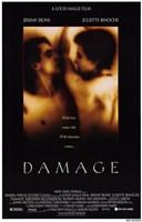 "Damage - 11"" x 17"""