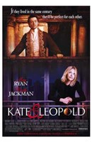 Kate Leopold Wall Poster