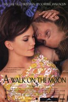 Walk on the Moon Up close Wall Poster