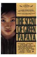 "The Scent of Green Papaya - 11"" x 17"", FulcrumGallery.com brand"