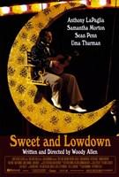 "Sweet and Lowdown - 11"" x 17"" - $15.49"