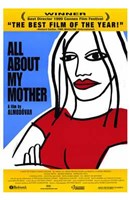 All About My Mother Wall Poster