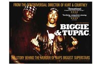 Biggie and Tupac Wall Poster