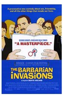 """The Barbarian Invasions - 11"""" x 17"""" - $15.49"""