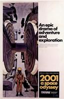 2001: a Space Odyssey Astronaut Fine Art Print