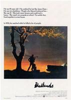 """Badlands - 11"""" x 17"""" - $15.49"""