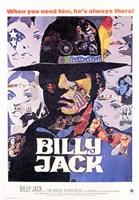 """Billy Jack The Movie - 11"""" x 17"""""""