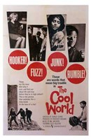 "The Cool World - 11"" x 17"" - $15.49"