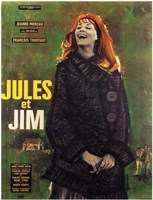 Jules and Jim Fine Art Print