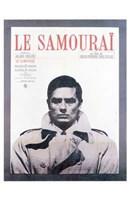 """Le Samourai - 11"""" x 17"""""""