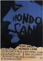 """Mondo Cane - 11"""" x 17"""""""