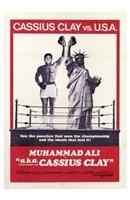 """11"""" x 17"""" Muhammad Ali Pictures"""
