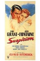 """Suspicion - 11"""" x 17"""" - $15.49"""